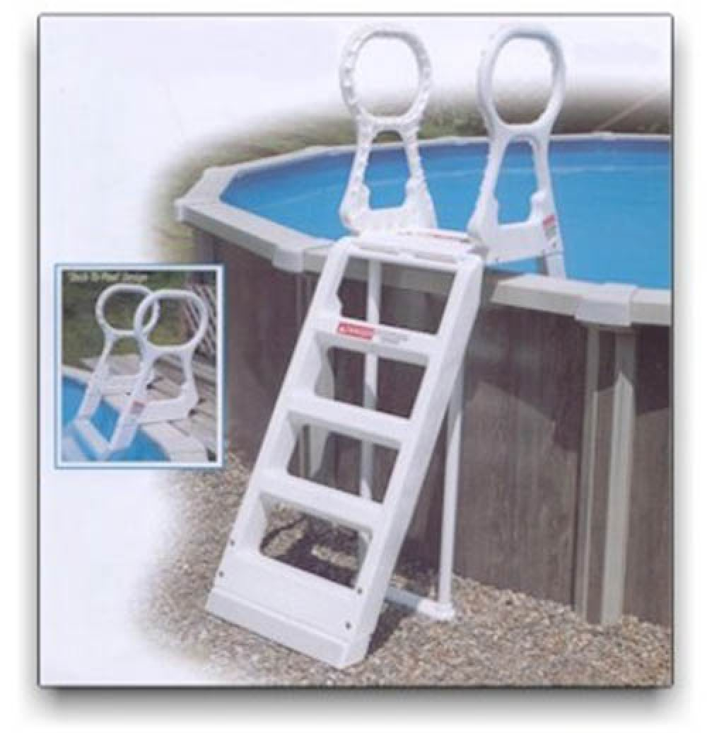 Integrity A-frame AG Pool Ladders