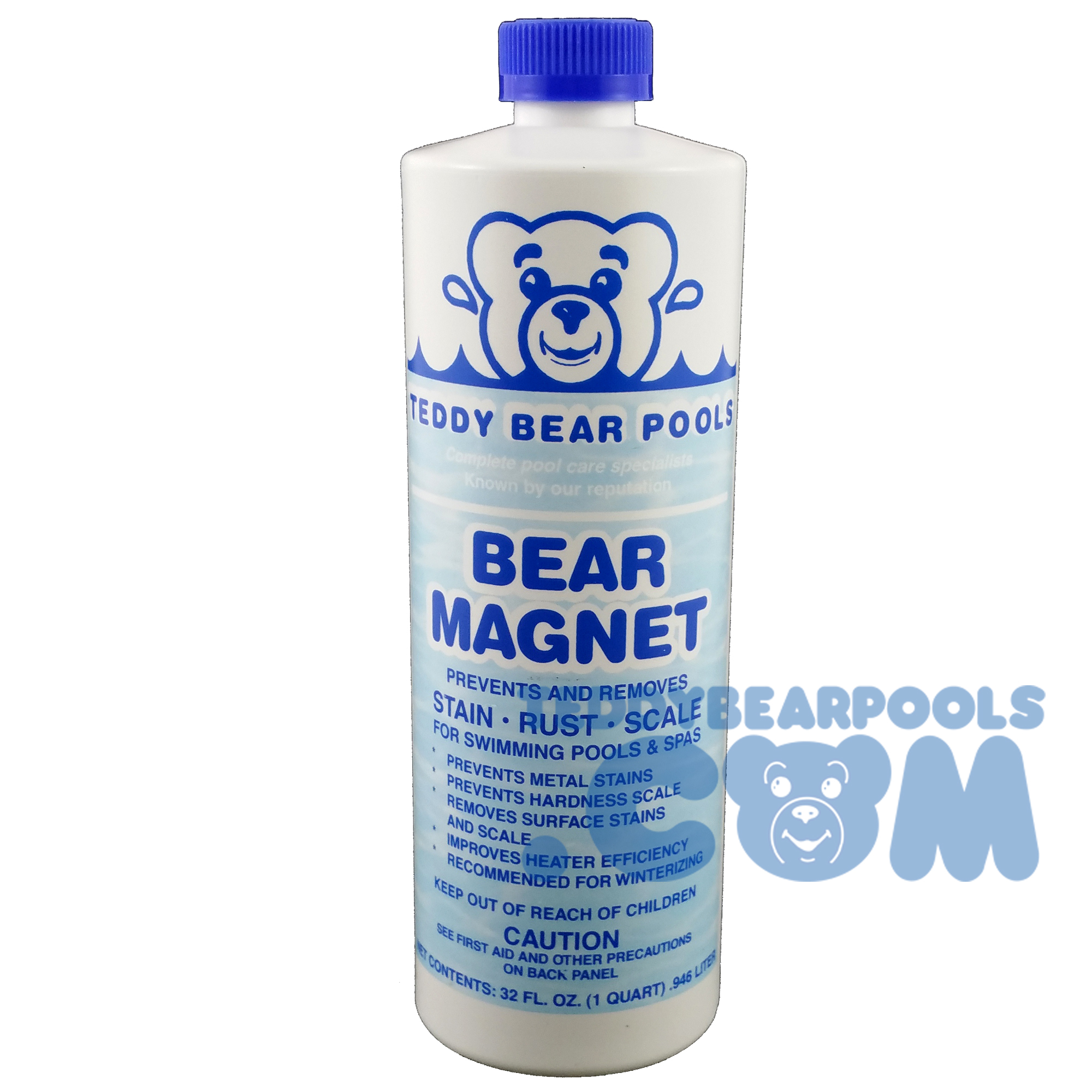 Bear Magnet Qt Teddy Bear Pools And Spas