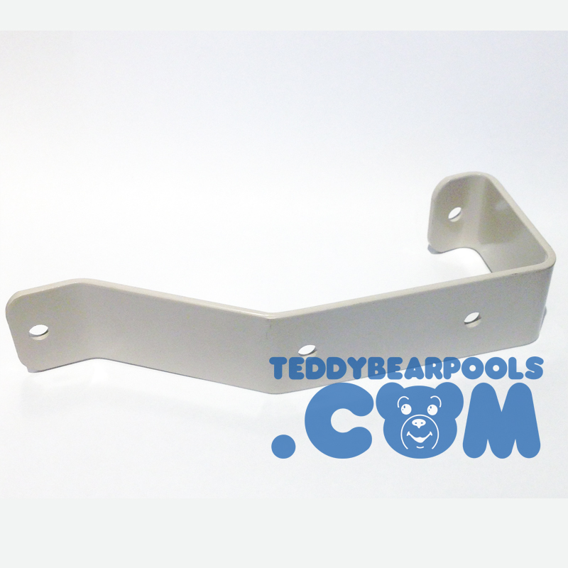 F9182 50 Esther Williams Aluminum Fence Post Bracket
