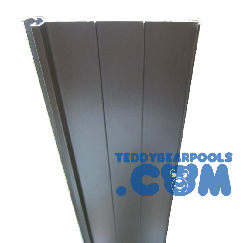 Replacement Slat For Extruded Aluminum Interlocking Walls