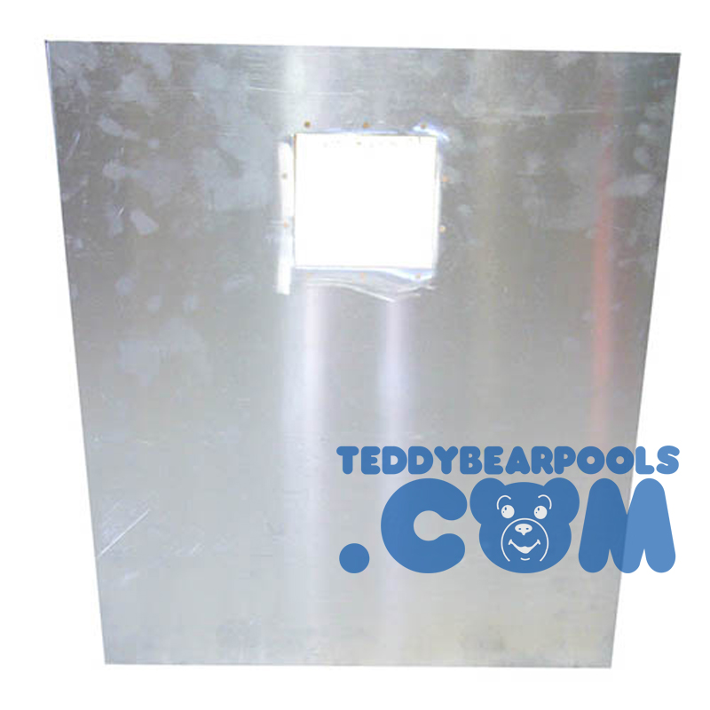 Skimmer Panel Rolled Wall Pools Only Teddy Bear Pools And Spas