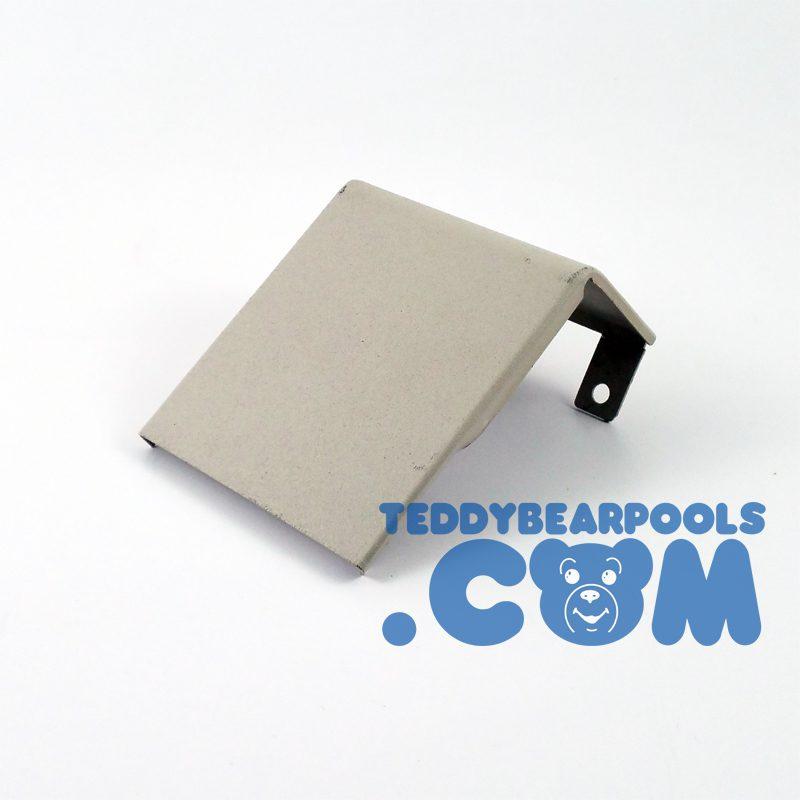 T1695 39 4 Quot Esther Williams Aluminum Coping Cover Cap
