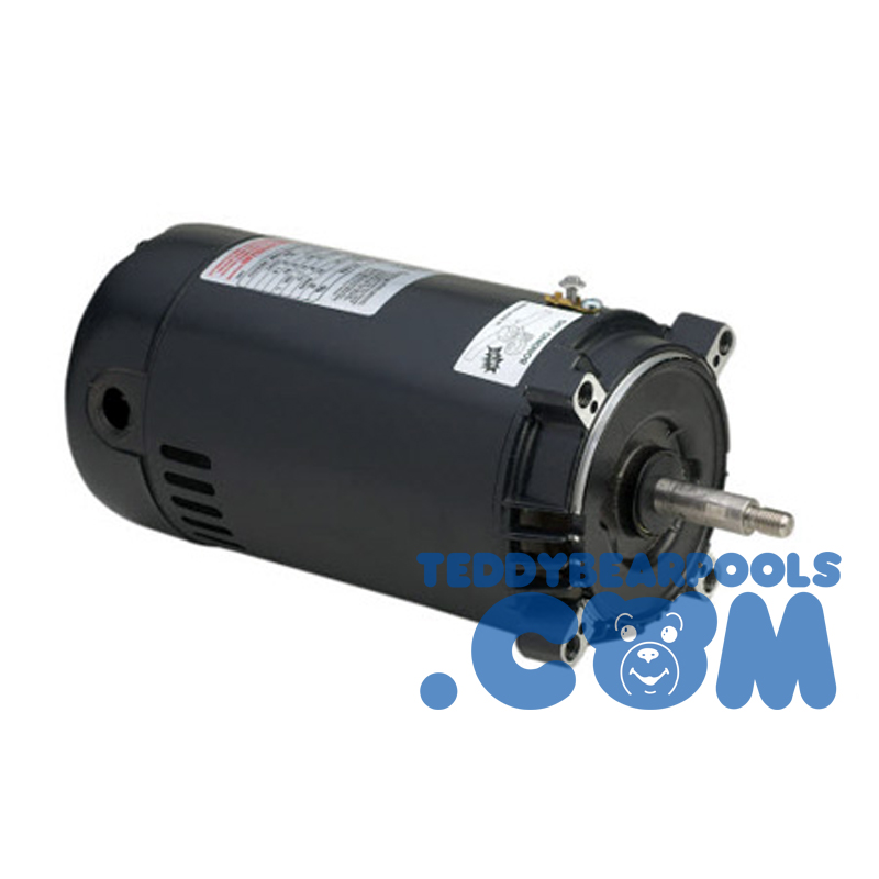 Replacement motor 1hp ust1102 ao smith pool filter motor for Ao smith replacement motors