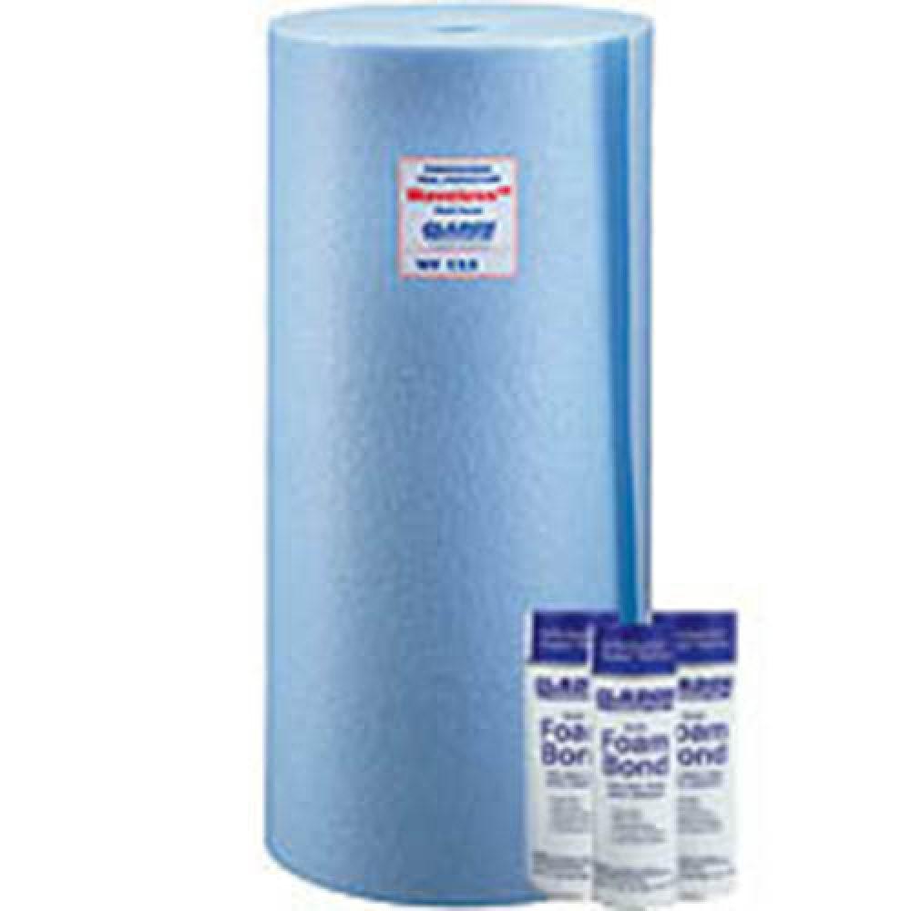 wall foam kit