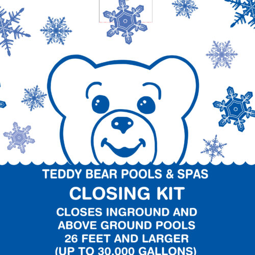 In Ground Pool Closing