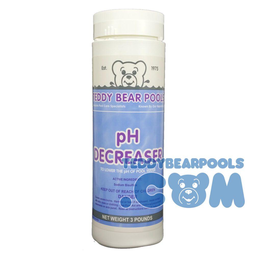 pH Decreaser 3lb