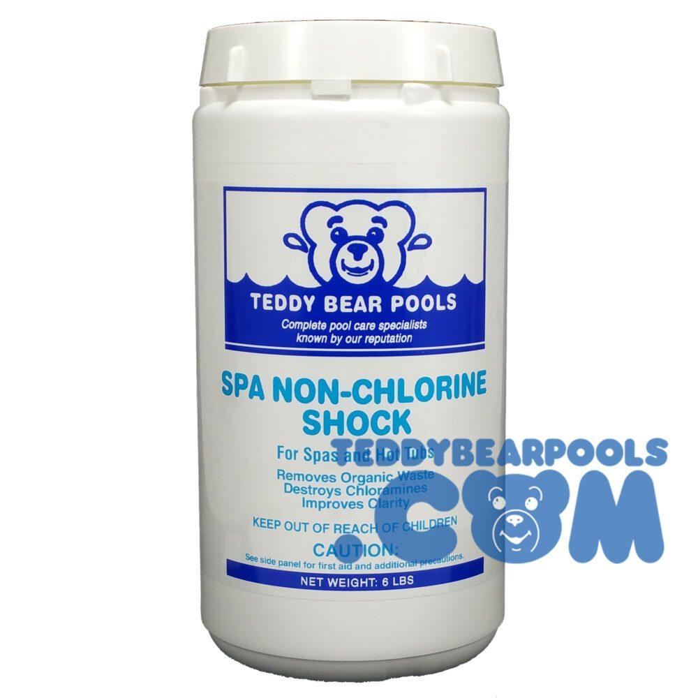spa non chlor 6lb