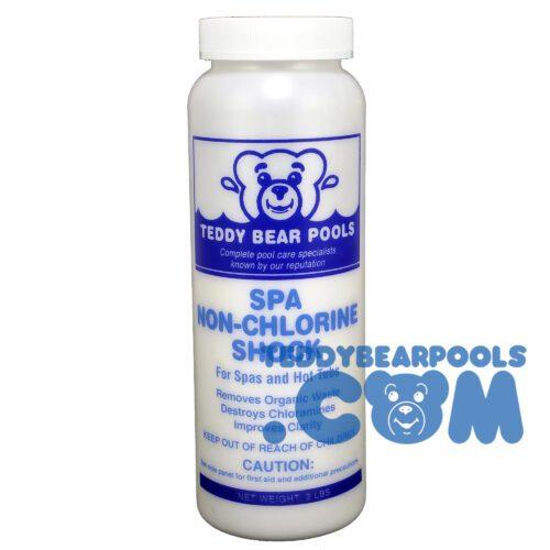 spa non chlorine 2 lb