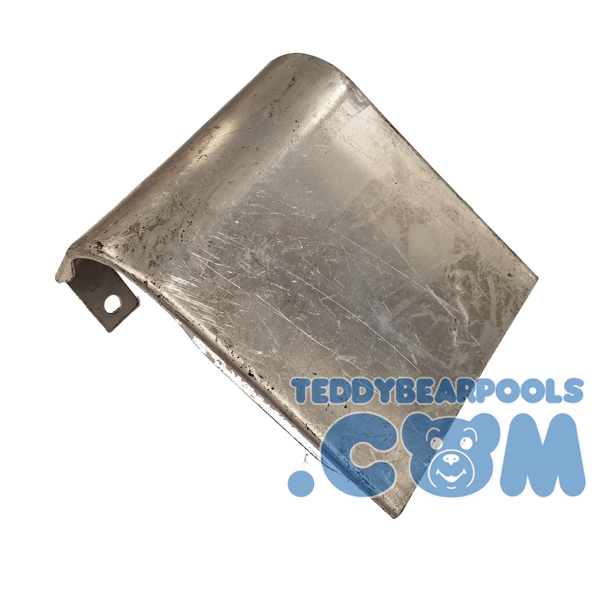 T1703 00 4 Quot Johnny Weissmuller Aluminium Coping Cover