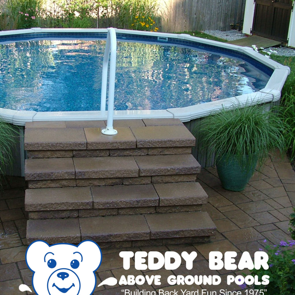 Everything Above Ground Teddy Bear Pools And Spas