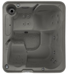 Freeflow Spas Excursion Taupe Overhead