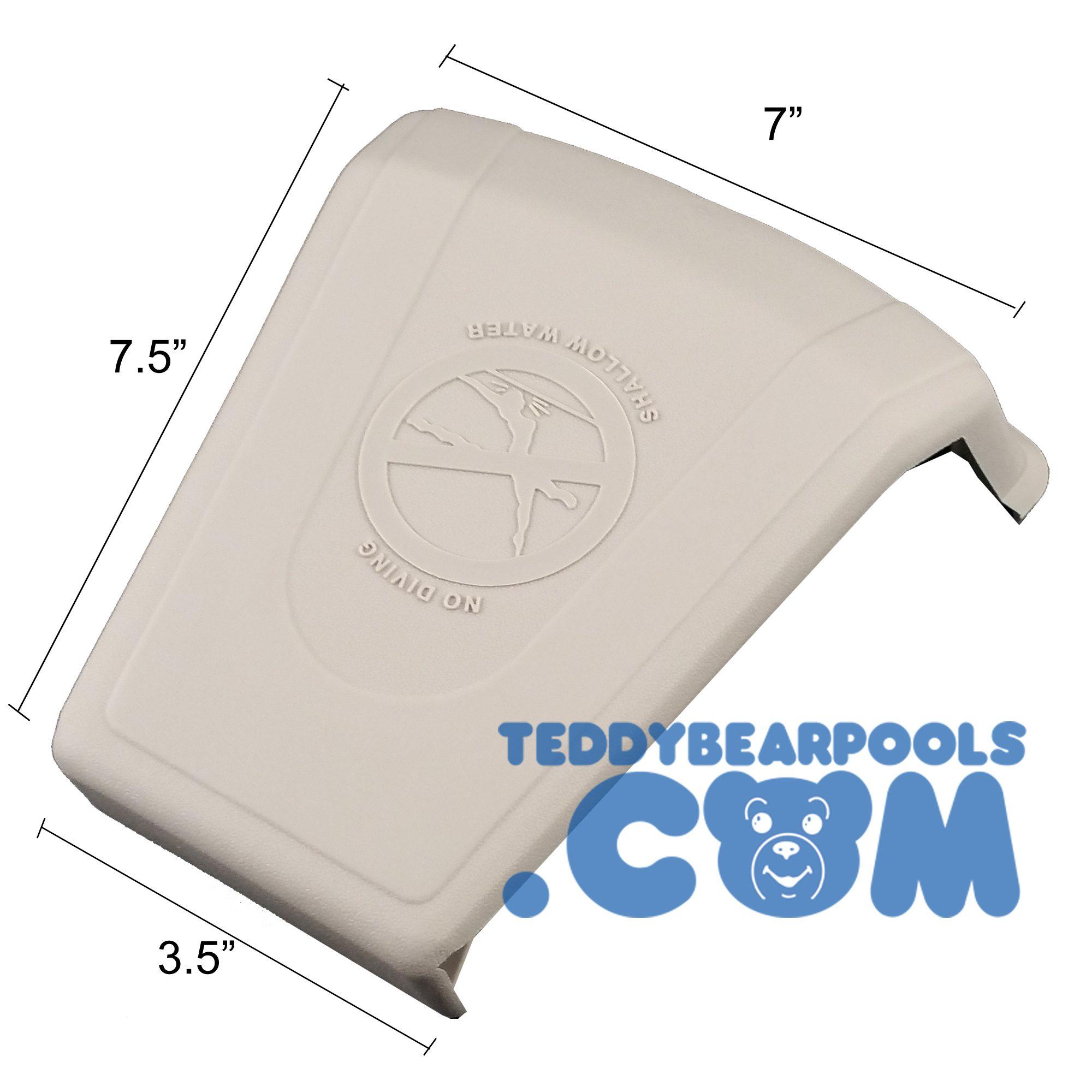 Top Cap 13614 Taupe Durango Teddy Bear Pools And Spas