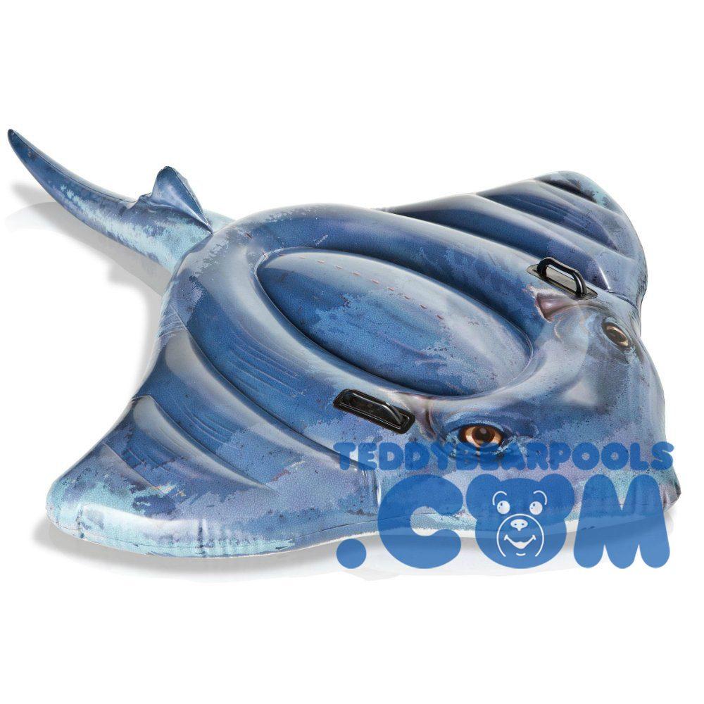 Intex Ride On Sting ray
