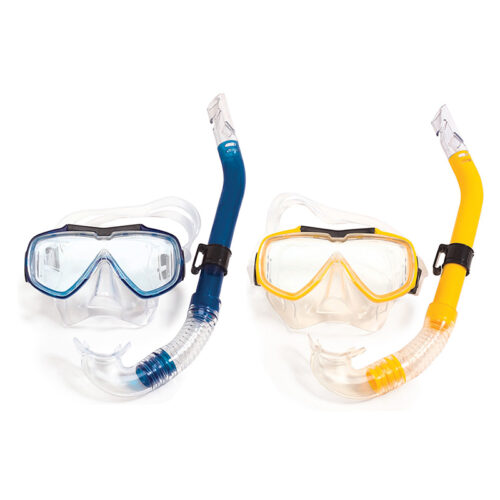 Fins, Masks and Goggles