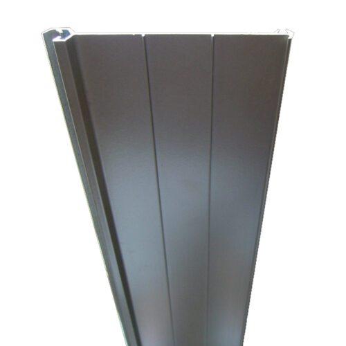 Extruded Aluminum Interlocking Walls