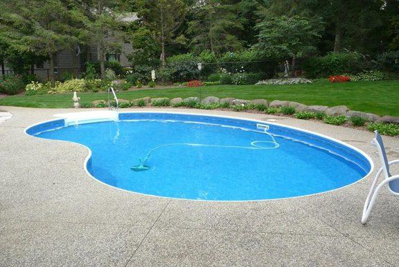 Spring Series Kidney pool