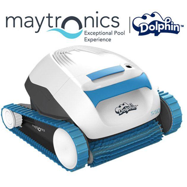 Dolphin Automatic Vacuum