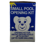 Small pool opening kit