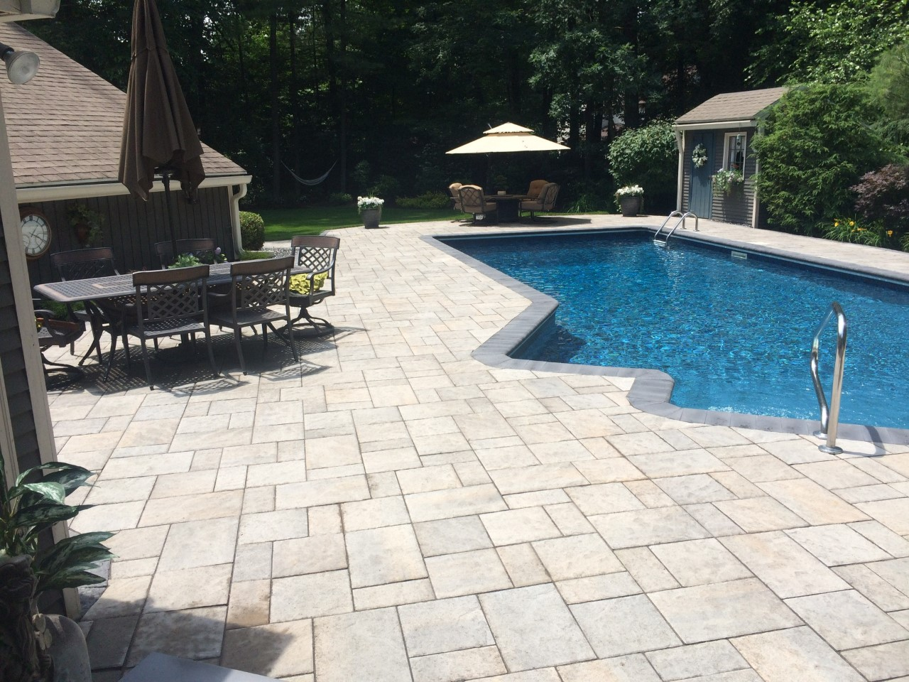 G & H Pool Patio