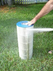 Cleaning Filter