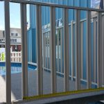 Pool Fence Section