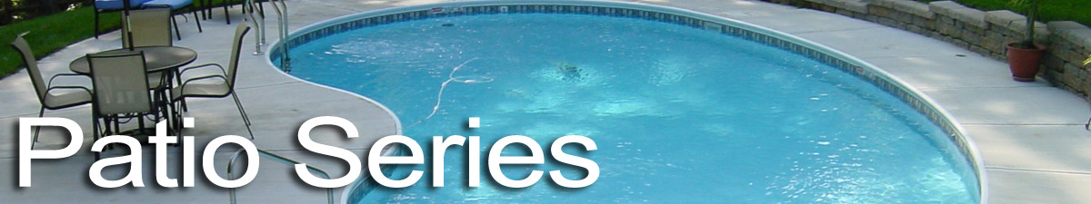 Patio Series Pools