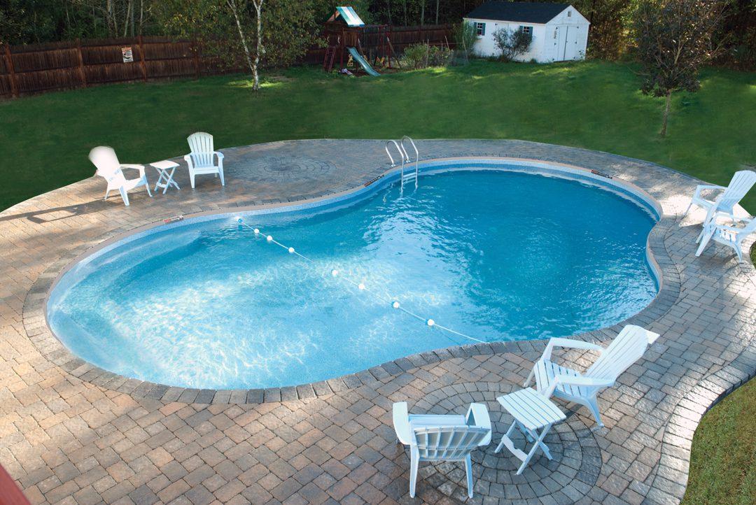 Oasis Series In Ground Pools Teddy Bear Pools And Spas