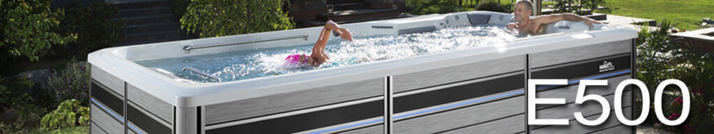 Endless Pool Swim Spa E500
