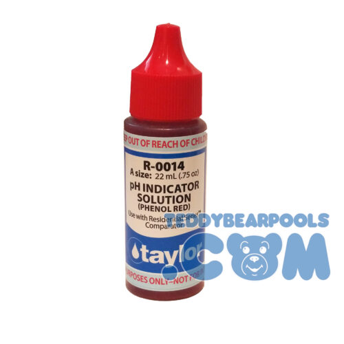 Taylor R-0014 pH Indicator