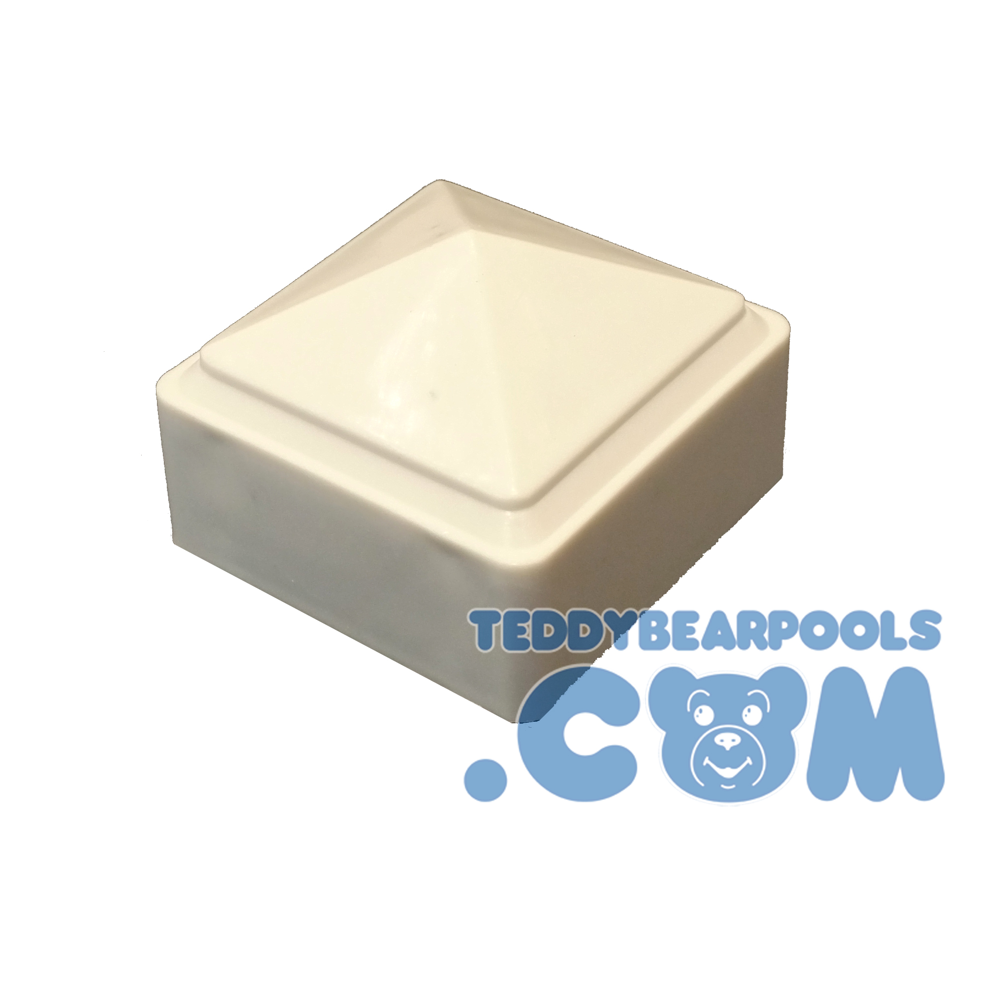 White Cap 6 Pack Teddy Bear Pools And Spas