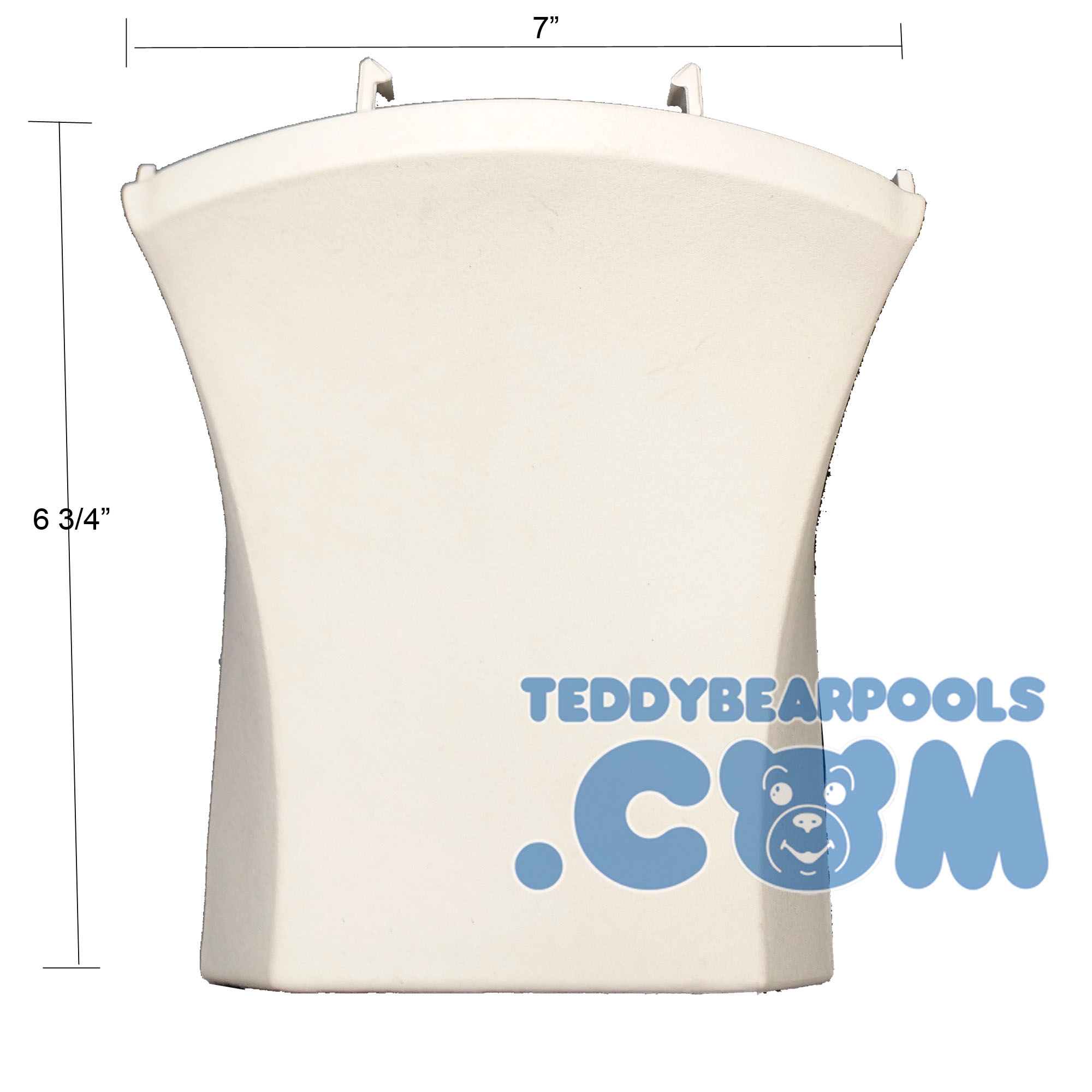 Coping Cover Bottom Beige Teddy Bear Pools And Spas