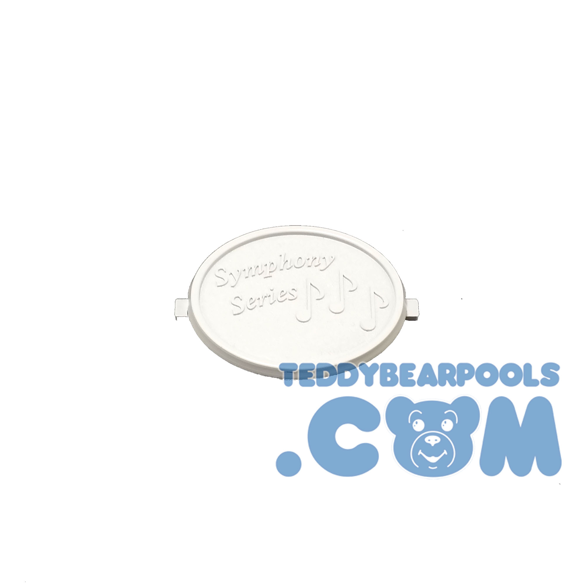 Coping Cover Cap T4170 33 For Symphoney Series Pool Gray