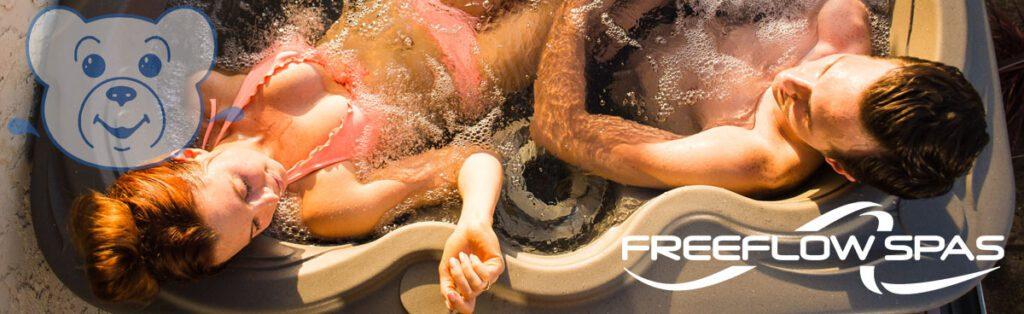 Freeflow Spas Header