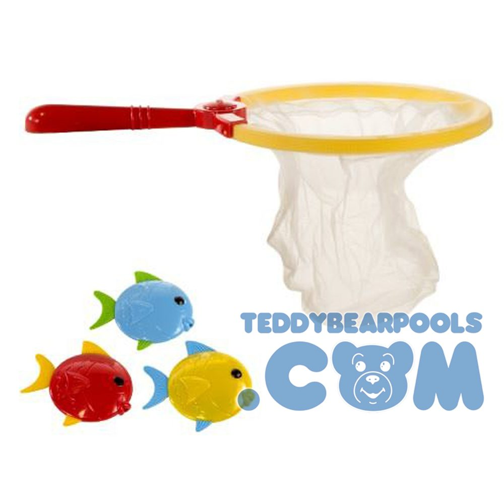 Intex fishing net pool toy