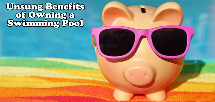 Owning A Pool unsung benefits of owning a swimming pool - teddy bear pools and spas