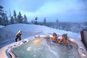 Hot Tub Social Time