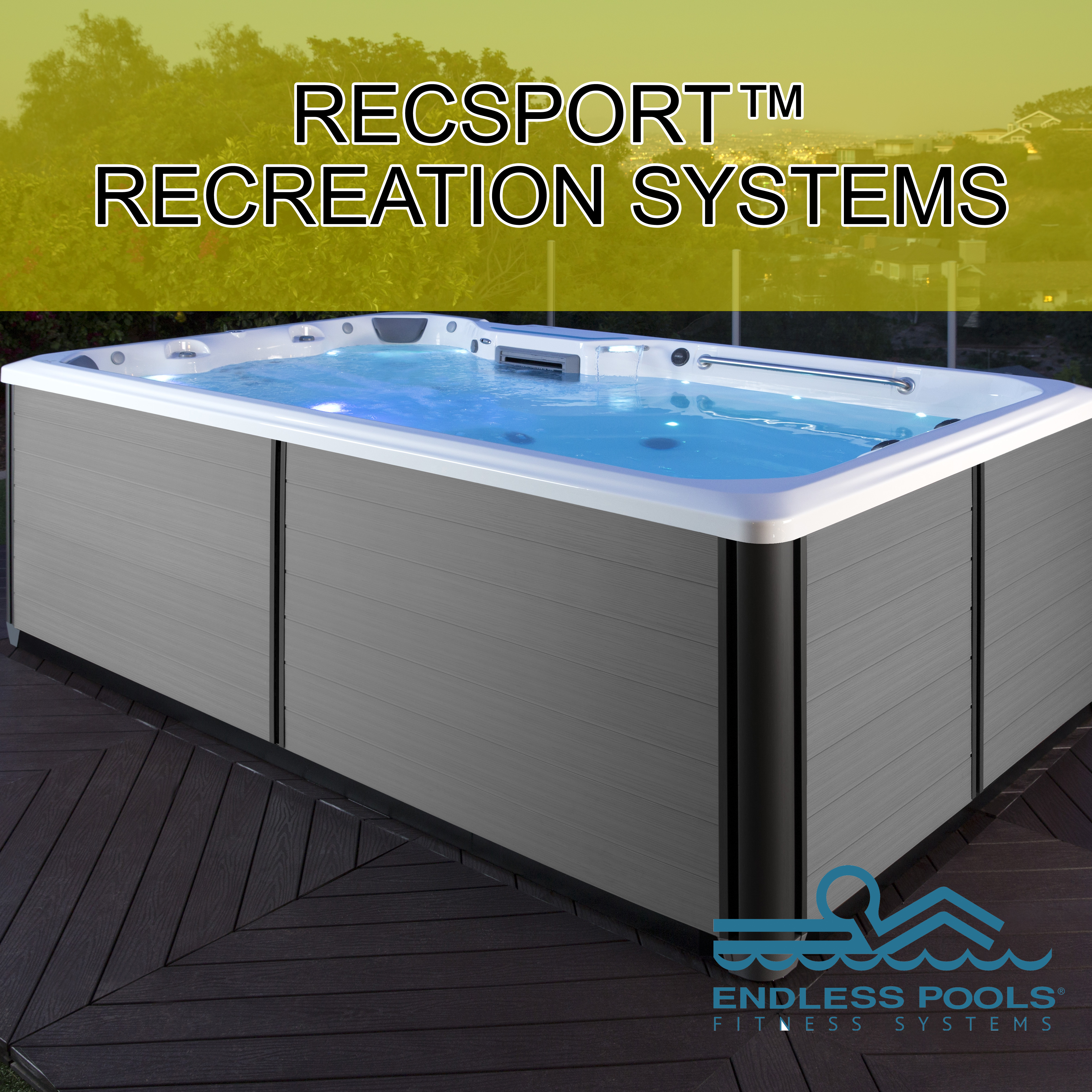 Recsport Endless pool