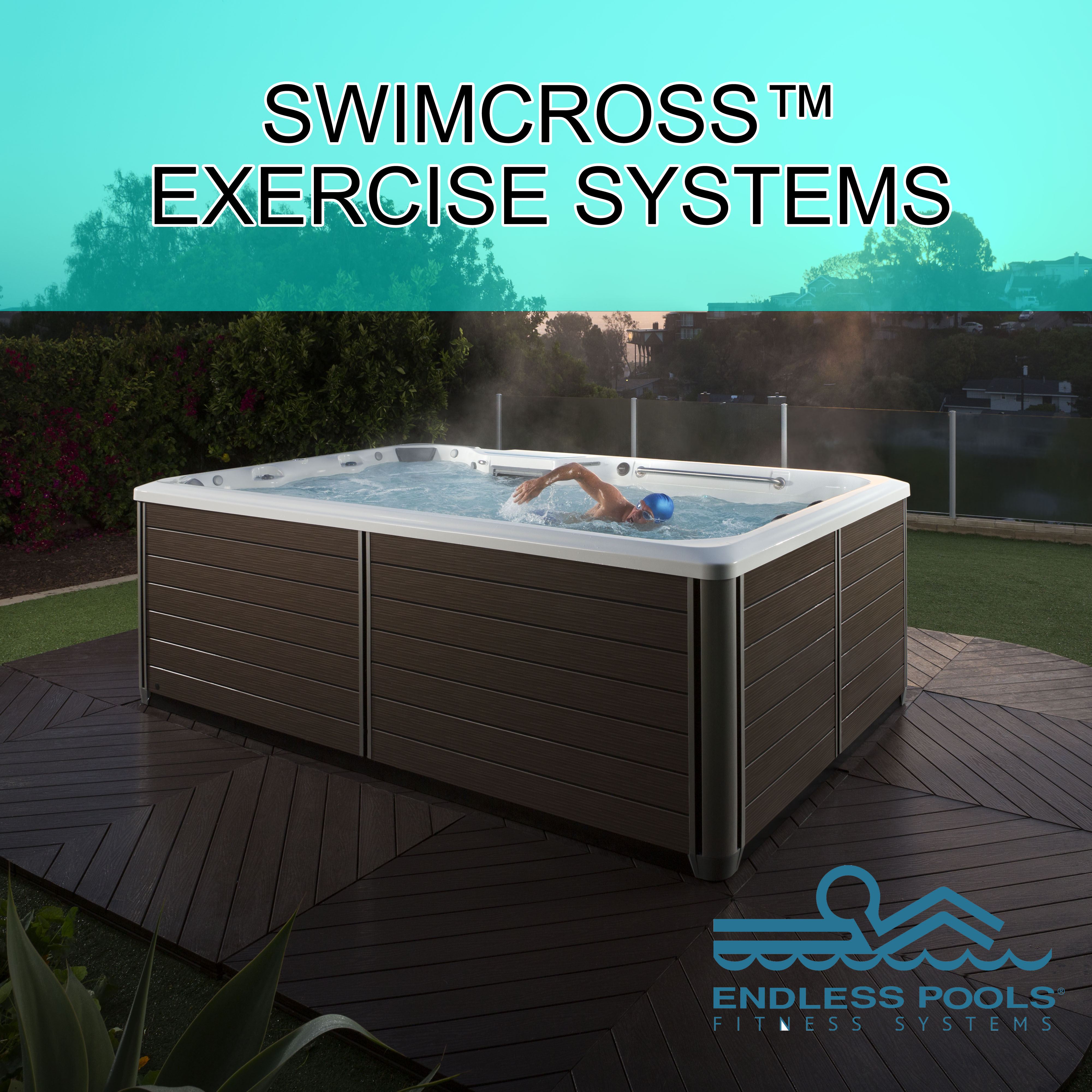 Swimcross Endless pool