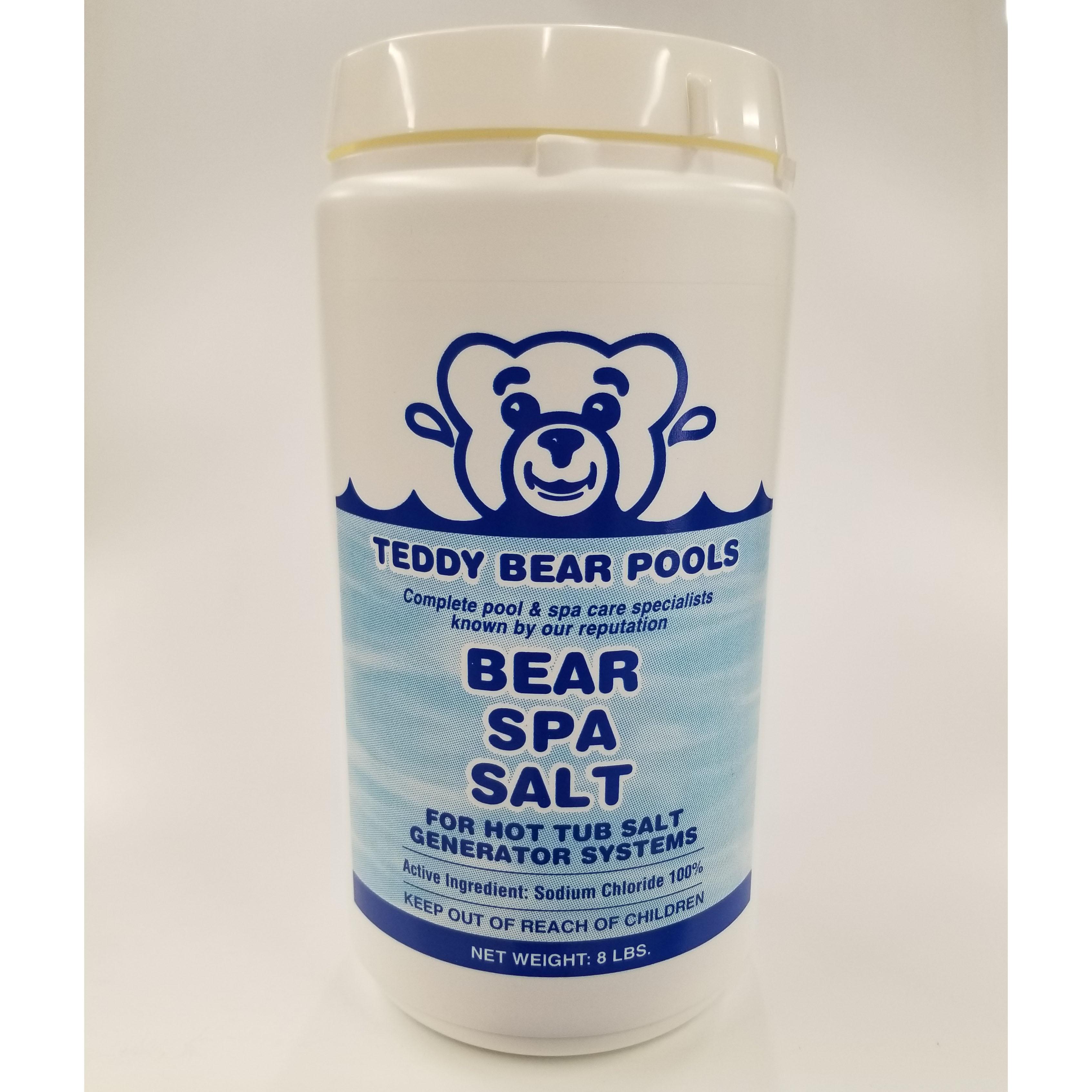 Bear Spa Salt