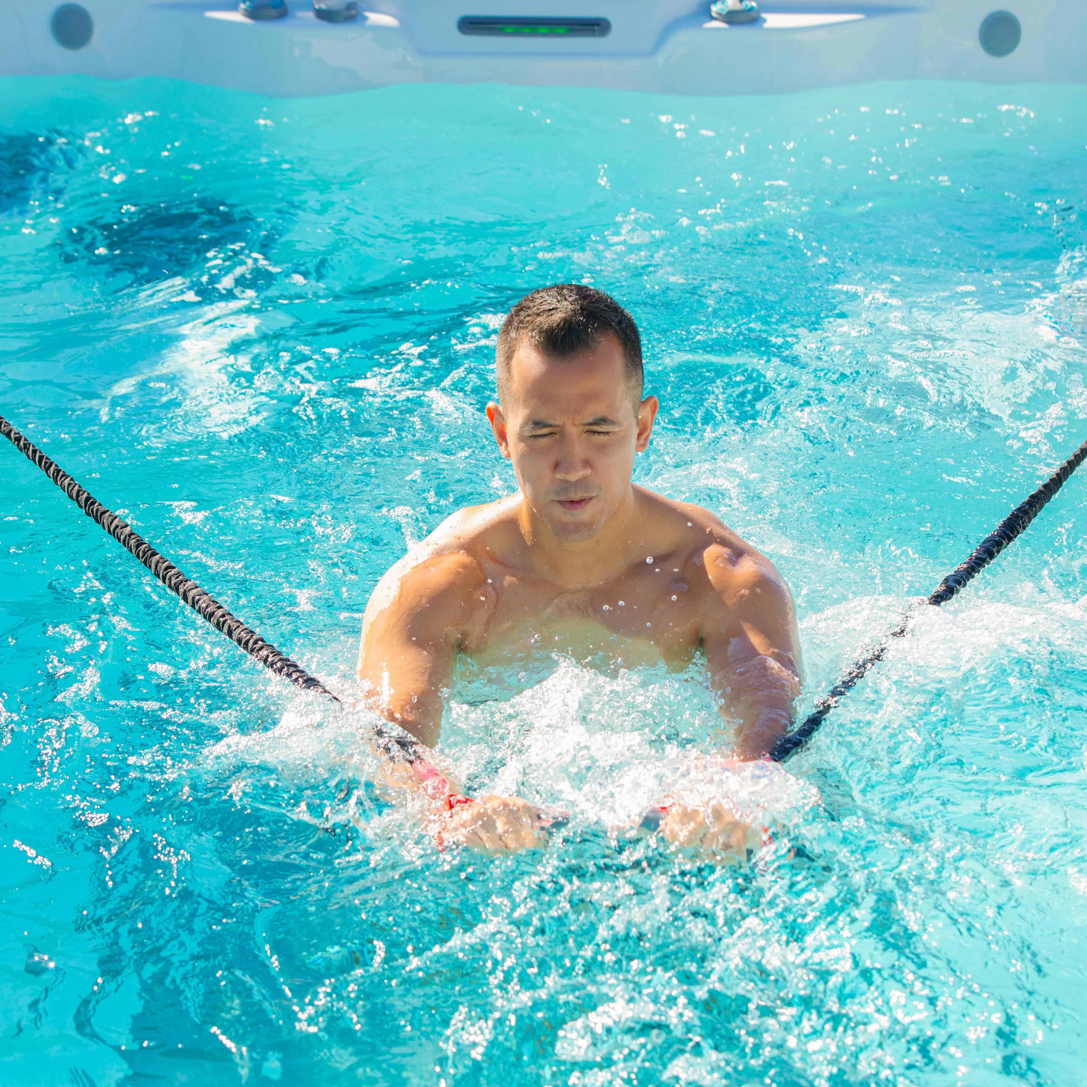 Endless Pools RecSport R500 2020 Alpine White Mocha