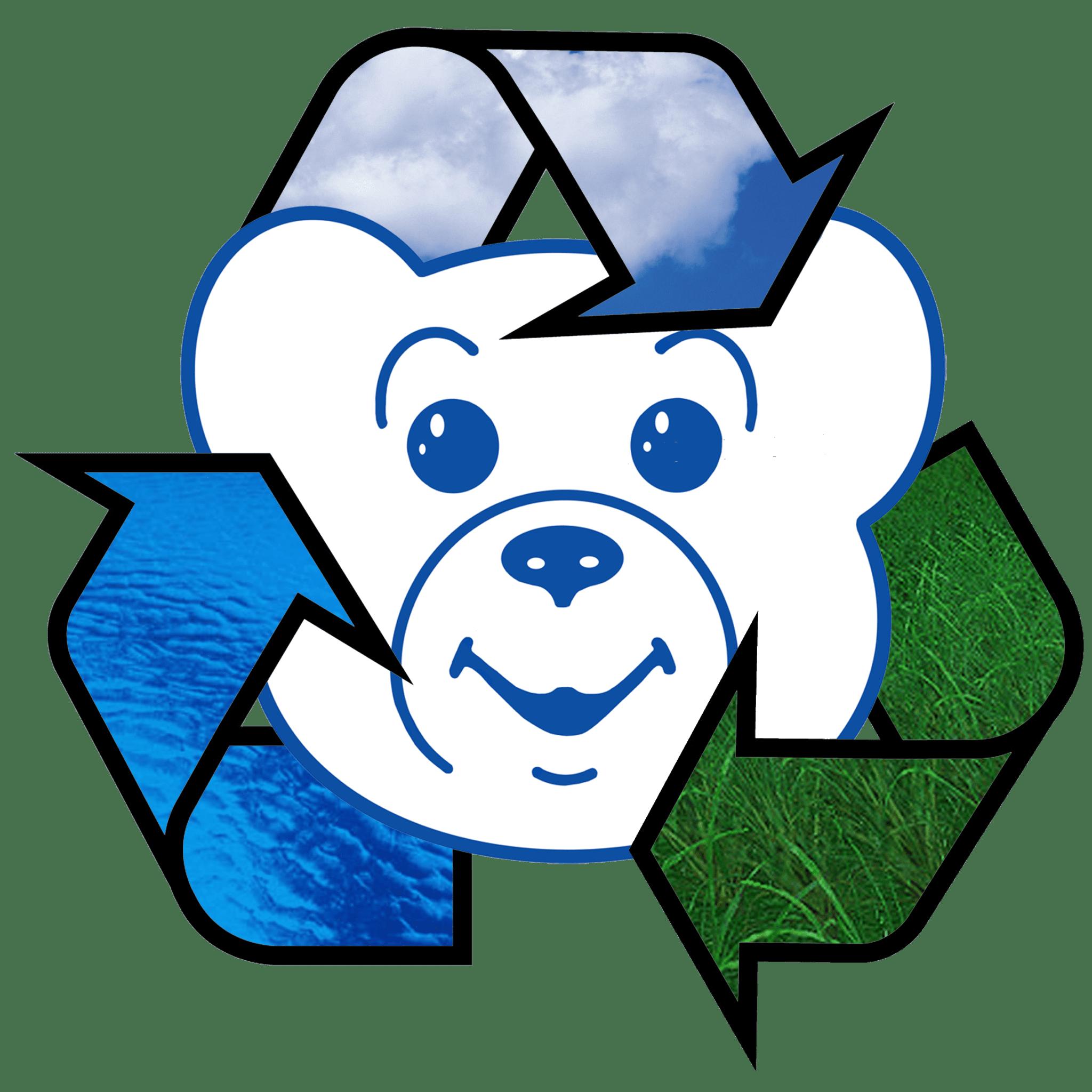 Recycle-bear